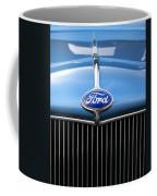 Ford Truck Emblem Coffee Mug