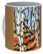 Forest Edge By Prankearts Coffee Mug