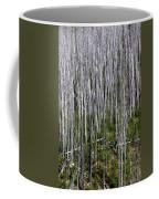 Forest Fire Sticks-2 Coffee Mug