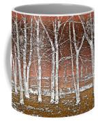 Forest Ghosts Coffee Mug