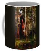 Forest In Fall Coffee Mug