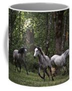 Forest Mares Coffee Mug