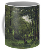 Forest Of Fontainebleau Coffee Mug