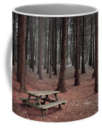 Forest Table Coffee Mug