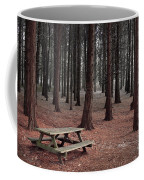 Forest Table Coffee Mug by Carlos Caetano