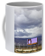 Forever Palm Springs Coffee Mug by William Dey
