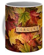Forgive-autumn Coffee Mug