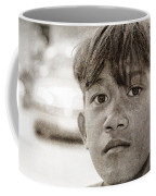 Forgotten Faces 16 Coffee Mug