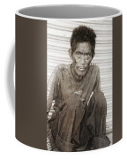 Forgotten Faces 3 Coffee Mug