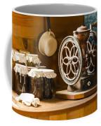 Forgotten Kitchen Of Yesteryear Coffee Mug by Carolyn Marshall