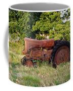 Forgotten Tractor 23 Coffee Mug
