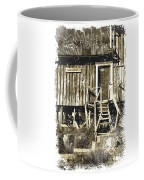 Forgotten Wooden House Coffee Mug