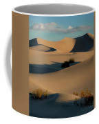 Form And Light At Death Valley Coffee Mug
