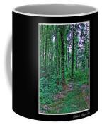 Forrest Trail Coffee Mug