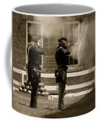 Fort Delaware Soldiers Coffee Mug