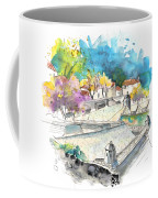 Fort In Valenca In Portugal 01 Coffee Mug