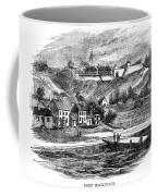 Fort Mackinac, C1814 Coffee Mug