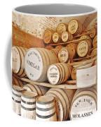 Fort Macon Food Supplies_9070_3759 Coffee Mug