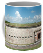 Fort Macon Panorama 1 Coffee Mug