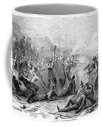 Fort Pillow Massacre, 1864 Coffee Mug