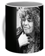 Fortune Teller Black And White Coffee Mug