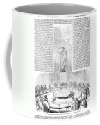 Foucaults Pendulum, 1851 Coffee Mug