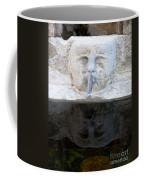 Fountain Face Coffee Mug