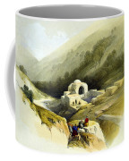 Fountain Of Job Valley Of Hinnom Coffee Mug