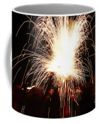 Fountain Of Sparks Coffee Mug
