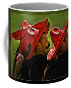 Four Amigos Coffee Mug