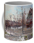 Four Corners At Bidwell Parkway Coffee Mug