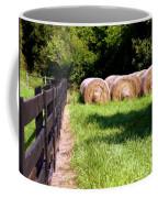 Four Corners Coffee Mug by Karen Wiles