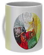 Four Directions  2 Coffee Mug by Arla Patch