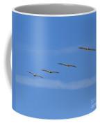 Four Flyers Coffee Mug