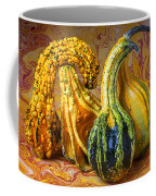 Four Gourds Coffee Mug