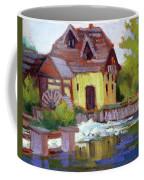 Fourge Mill Giverny Coffee Mug