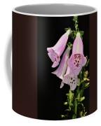 Fox Glove Bells Coffee Mug