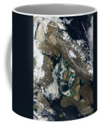 Foxe Basin, Northern Canada Coffee Mug by Stocktrek Images