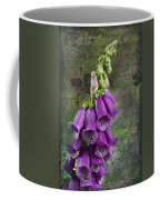 Foxglove Digitalis - Love  And Christ Coffee Mug