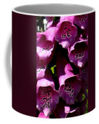 Foxglove Macro Coffee Mug