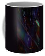 Fractal Girl 2 Coffee Mug