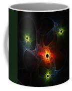 Fractal Network Coffee Mug