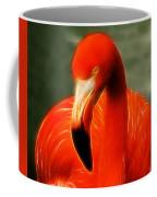 Fractalius Flamingo Coffee Mug