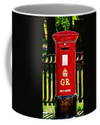 Fractalius Pillar Box Coffee Mug