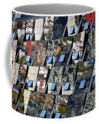 Fragmented Guggenheim Museum Bilbao Coffee Mug