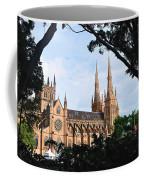 Framed Cathedral Coffee Mug