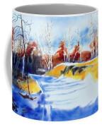 Framed In Gold II Coffee Mug