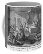 France: Baptism At Home Coffee Mug