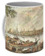 France: La Rochelle, 1762 Coffee Mug