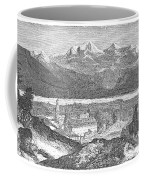 France: Spa, 1856 Coffee Mug